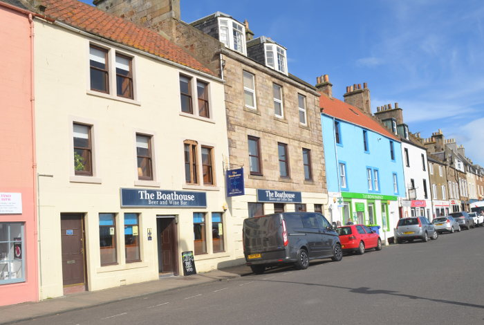East Neuk of Fife, Anstruther