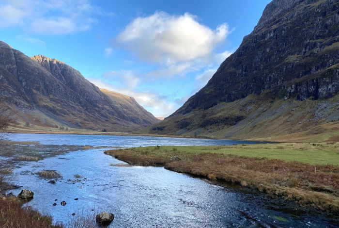 The Pass of Glen Coe